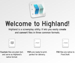 HighlandScreen